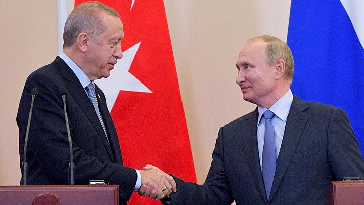 Соломоново решение: Путин остановил Турцию в Сирии