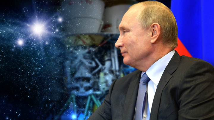 США укрепляют «руку Путина» в космосе