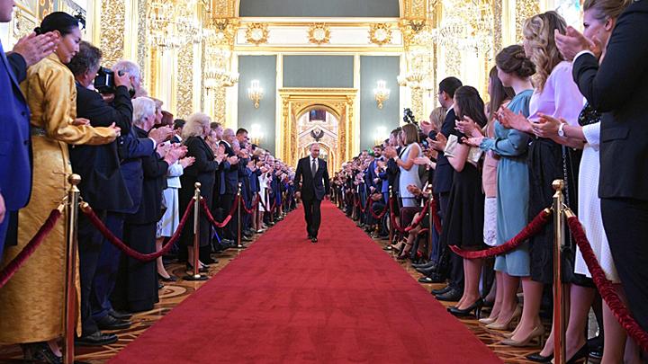 """""""Темнейший"""" испугал Запад: Император Путин навсегда"""