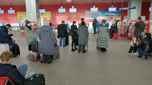 В Челябинске рейс на Москву задержали из-за поломки оборудования в аэропорту