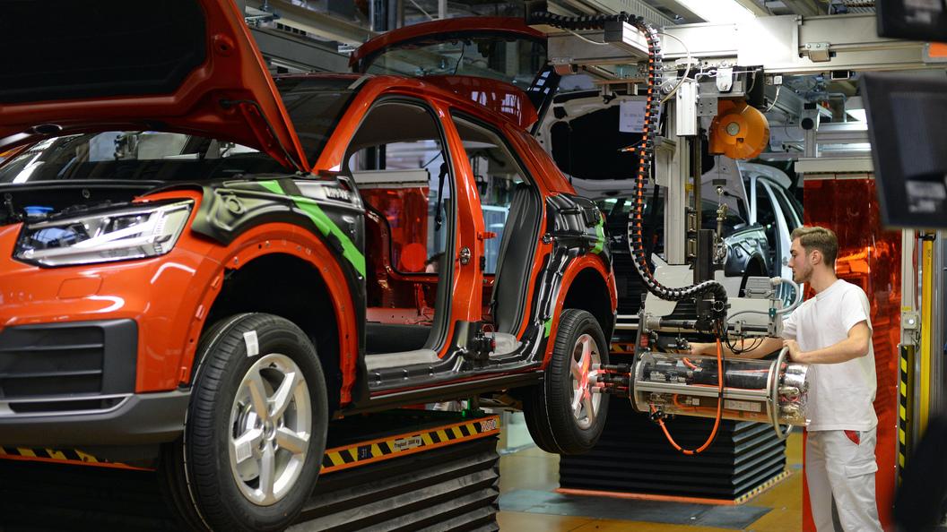 Экстрим-версия от Audi Новый кабриолет стал 610-сильным