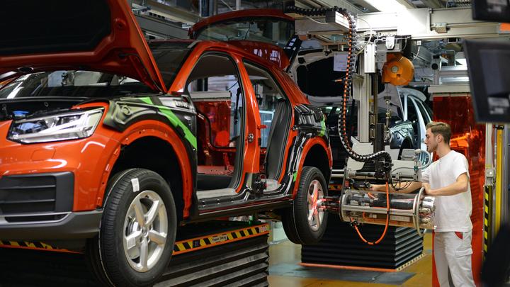 Экстрим-версия от Audi: Новый кабриолет стал 610-сильным