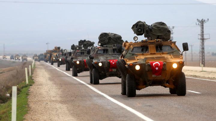 ЕС призвал Турцию отказаться от уничтожения курдов на северо-востоке Сирии