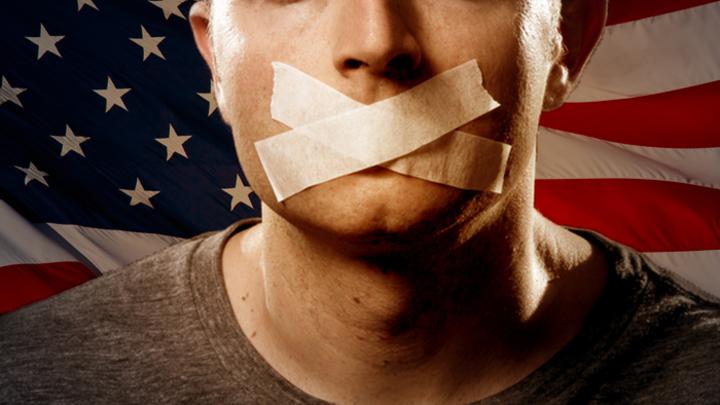 Год под запретом: Как глобалисты душат свободу слова в США