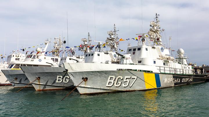 Адмиралы без флота: ВМС Украины прошли точку невозврата