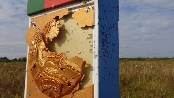 После слов Зеленского о войне на границе с Белоруссией произошла стрельба