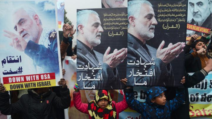 Флаг мести спущен: Иран отомстил за убийство генерала Сулеймани?