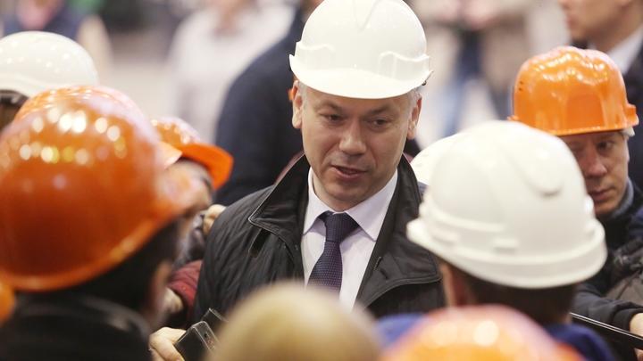Развитие опорной сети дорог в Новосибирске – на контроле у Губернатора
