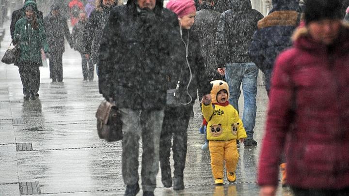 Резкая смена погоды: в Самарской области потеплеет до +1 градуса