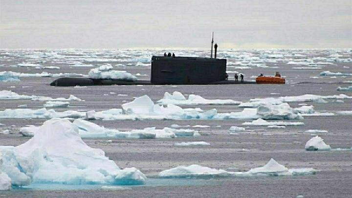 Лошарик на ремонте: В Северодвинске начали восстанавливать роковую субмарину