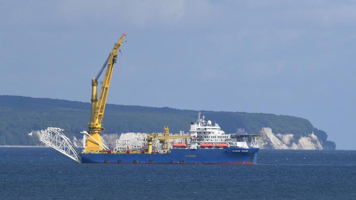 МИД Германии поставил точку в споре о Северном потоке - 2: Завершение проекта - вопрос времени