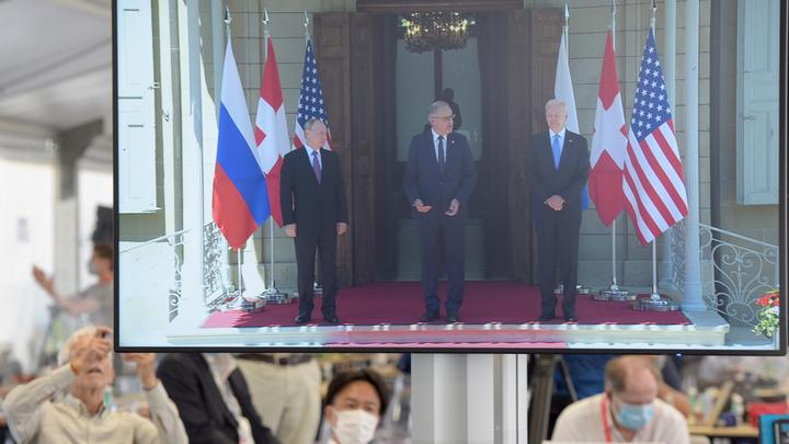 Саммит завершён: Путин улетел из Женевы
