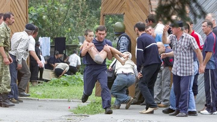 Боевики захватили школу в Беслане. Как это было?