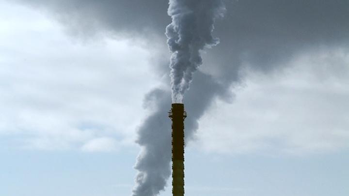 Прокуратура Кузбасса проверит информацию о черном дыме на электростанции