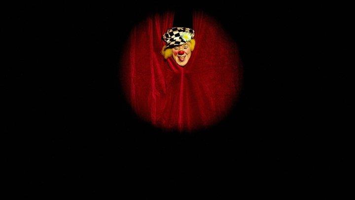 Ростов увековечил Солнечного клоуна в скульптуре