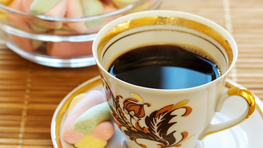 Кофе спасет отинфаркта иинсульта