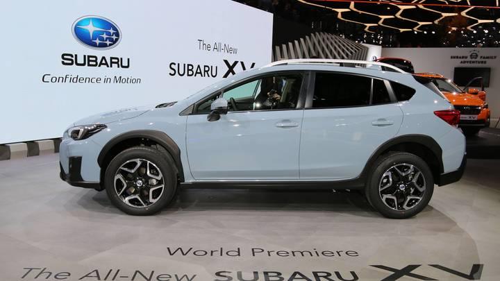 Subaru Crosstrek будет дороже и жестче своих предшественников