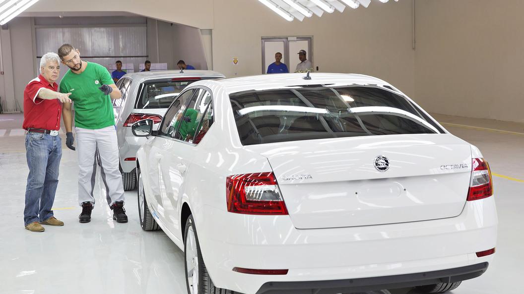 Чехия, Украина и Латвия стали лидерами по закупкам легковых авто в России