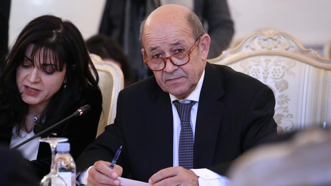Франция призвала созвать Совбез ООН после сообщений охиматаках вСирии