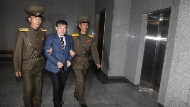 Госсекретарь США вытащил из тюрьмы КНДР американского шпиона и двух ученых-вредителей