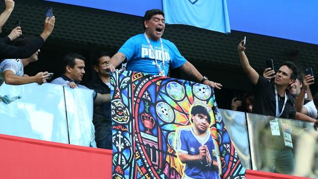 «Не прошу ничего взамен»: Марадона готов даром работать в сборной Аргентины