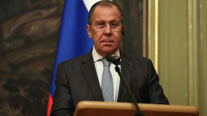 Лавров призвал Запад очистить свои обвинения от «пропагандистской шелухи»