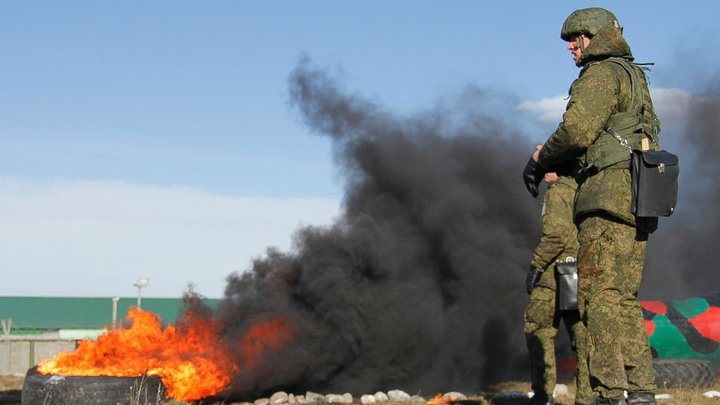 Лежал и думал: Где великая армия?:  В Рунете напомнили о русских спасителях Южной Осетии