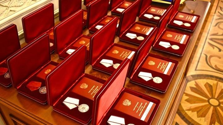 Голубев предложил учредить новую награду — медаль Алексея Береста