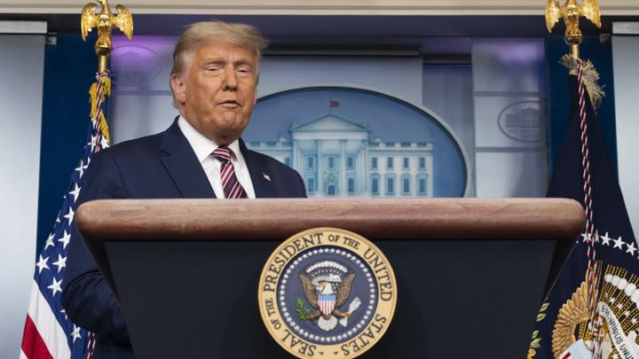 Трамп ответил на победу Байдена: Торопится, выборы ещё не окончены
