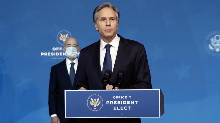 Госсекретарь Байдена будет мстить России за дедушку? Блинкен публично припомнил гонения