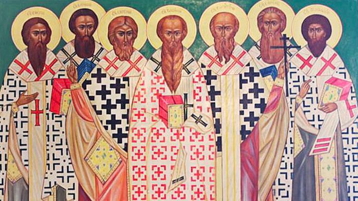 Священномученики Херсонесские. Православный календарь на 20 марта