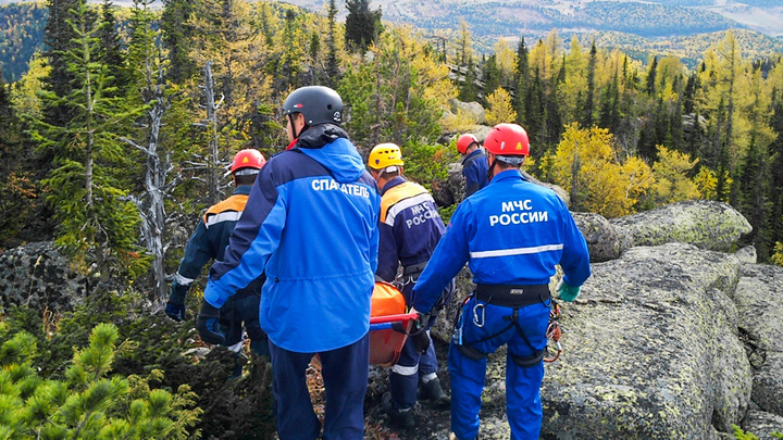 Труп подмосковного туриста нашли на Алтае
