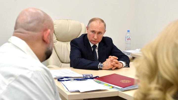 Песков однозначно оценил здоровье Путина: Зачем президенту прививка?