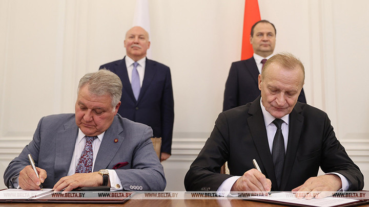 Беларусь вступит в международный центр на базе реактора ПИК в Гатчине