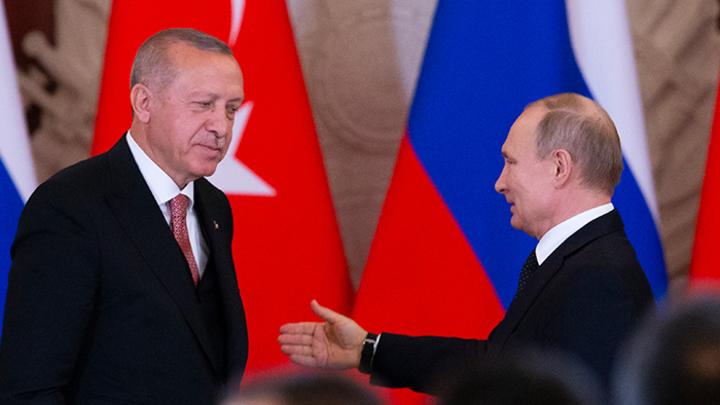Эрдоган едет в Москву не договариваться, а просить Путина
