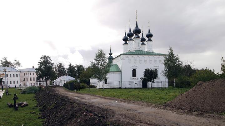 112 миллионов рублей из областного бюджета выделено Суздалю на благоустройство по случаю 1000-летия