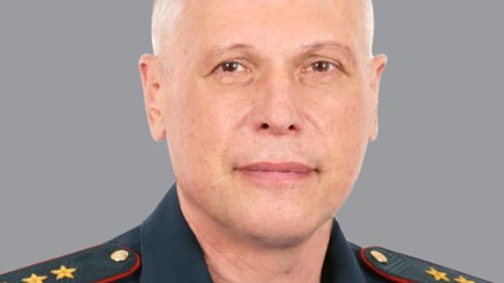 Первый замглавы МЧС России Чуприян прилетел в Читу