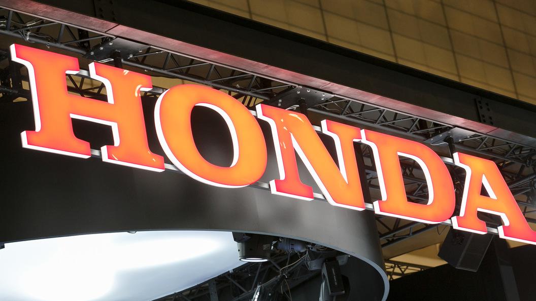 Автомобили Honda получат прямоугольные рули