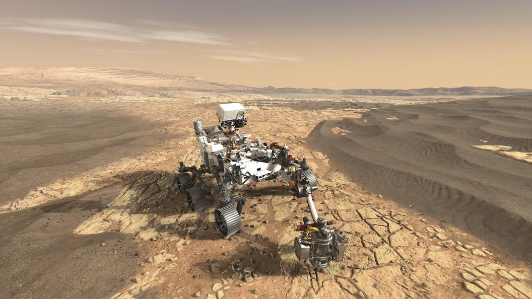Россия готовится отправить людей на Марс и готова захватить американцев