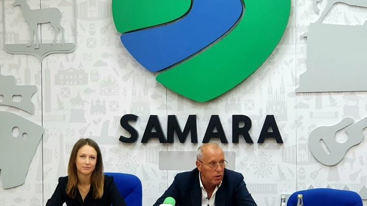 В Самаре на улице Ново-Вокзальной изменят движение транспорта: добавят полосу в 2022 году