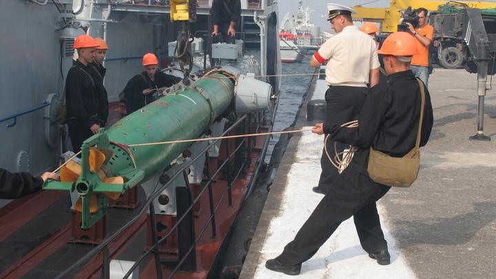 ВСУшники учатся брать на абордаж суда в Чёрном море