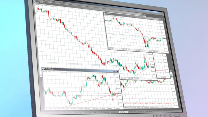 Российский рынок ценных бумаг лишился крупнейших трейдеров