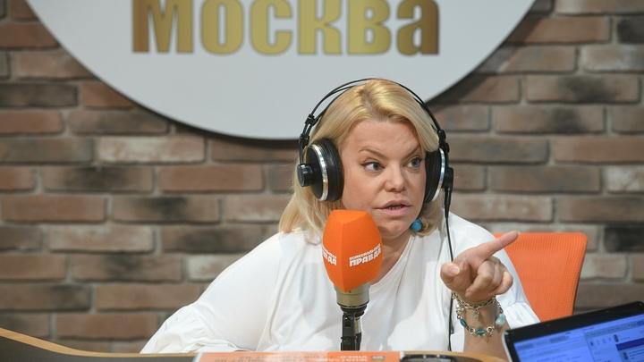 Закон распространяется на всех ублюдков: После снятия с эфира программы Малахова актриса Поплавская прямо заявила о цинизме и скотстве