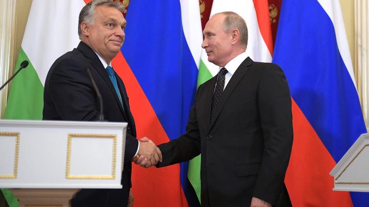 Для нас это угроза: Польша «приревновала» к дружбе России и Венгрии