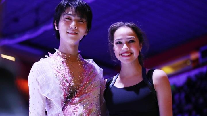 Гран-при России: Загитова, Ханю и мировые рекорды