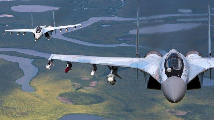 Били по русским самолётам из ПЗРК: Боевики и турки атаковали ВКС России в Сирии - СМИ
