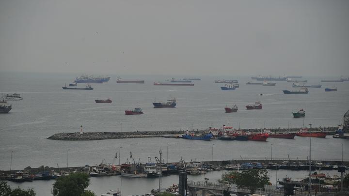 Прокуратура инициировала проверку из-за столкновения сухогрузов в проливе Босфор