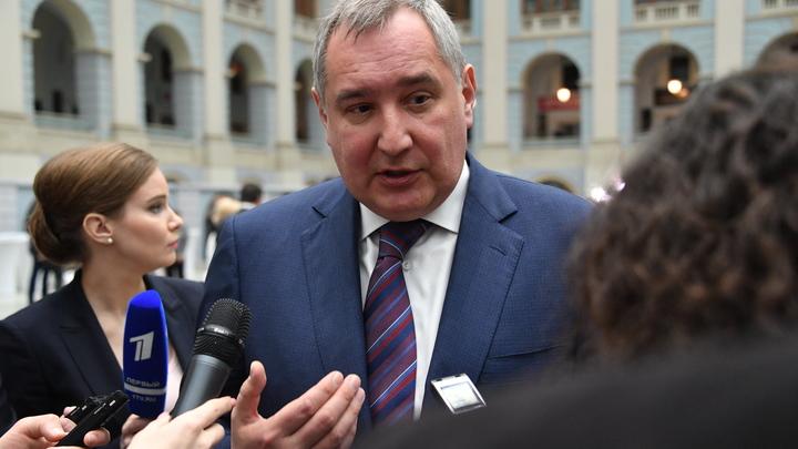 Рогозин покажет Путину на День космонавтики царь-двигатель