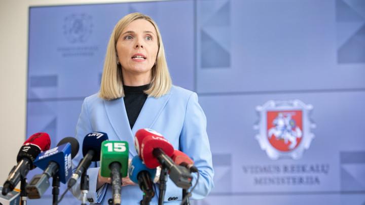 Литва получила колючку из Эстонии: К осени возведёт 140-километровый забор на границе с Беларусью