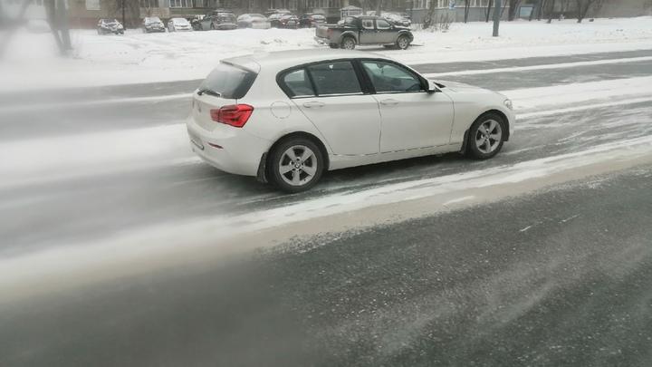 В Челябинской области синоптики предупредили о метелях и штормовом ветре 9 марта